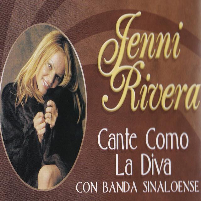 Cante Como La Diva, Con Banda Sinaloense Albumcover