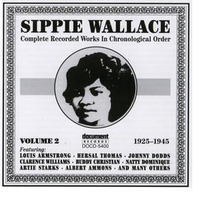 Sippie Wallace Vol. 2 (1925-1945) album