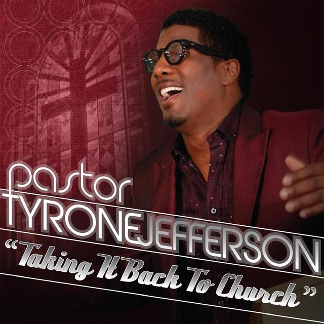 Pastor Tyrone Jefferson