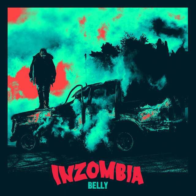Album cover for Inzombia by Belly