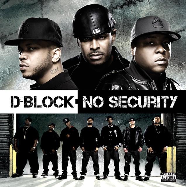 D-Block No Security album cover