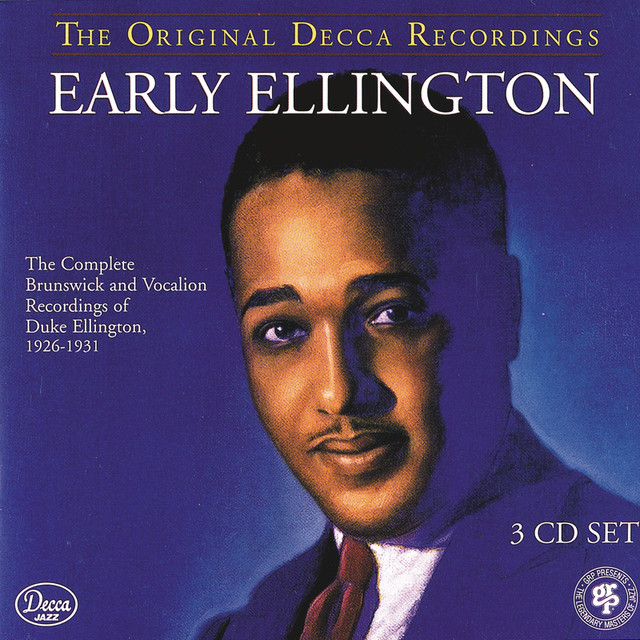 Early Ellington: The Complete Brunswick And Vocalion Recordings 1926-1931 Albumcover