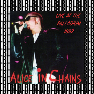 At The Palladium, 1992 (Remastered) [Live] Albumcover
