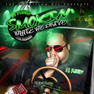 Smoking While We Drive Albumcover