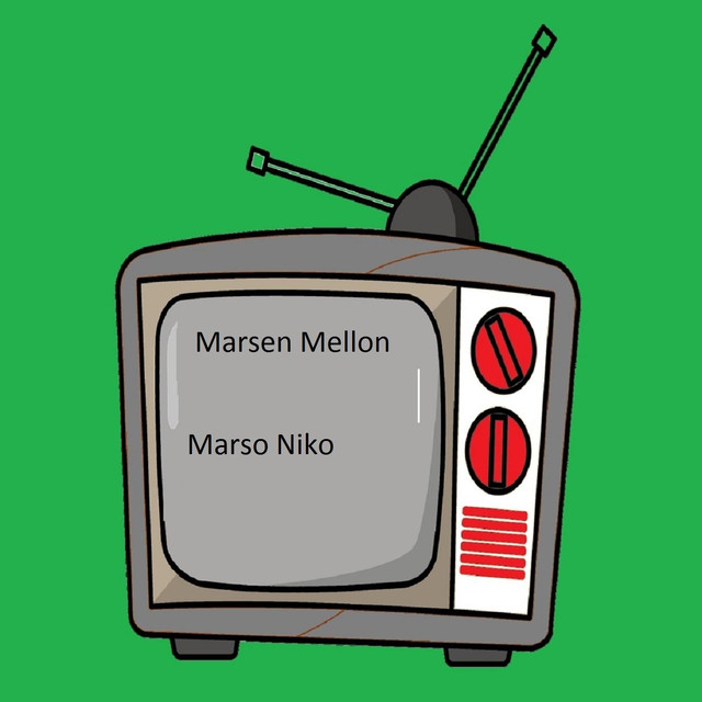 Album cover for Marsen Mellon by Marso Niko