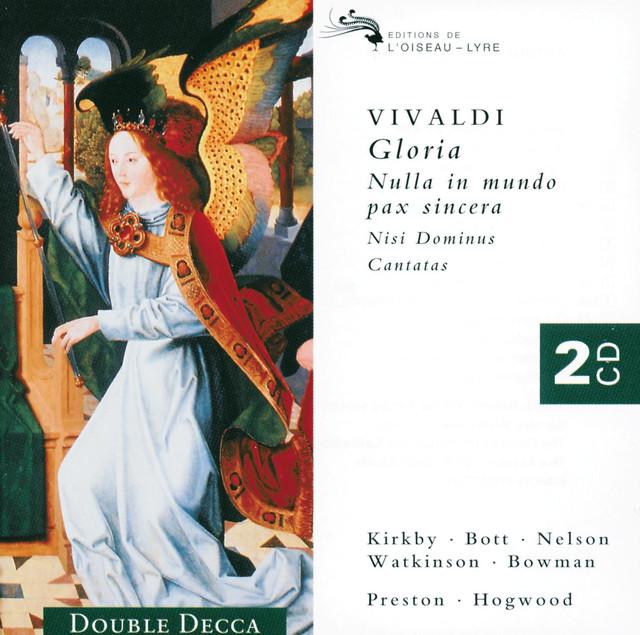 Vivaldi: Gloria/Nisi Dominus/4 Cantatas etc. (2 CDs)