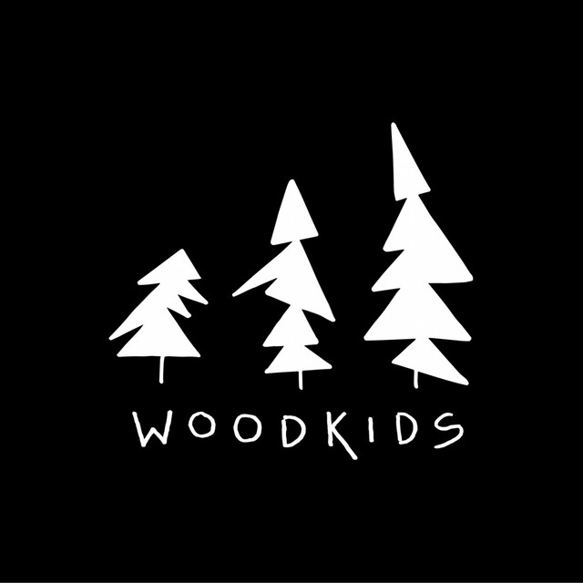 Album cover for Woodkids by OK KID
