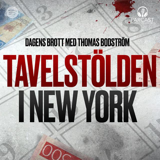Thomas Bodström: Tavelstölden i New York