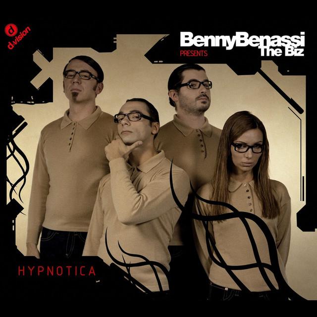 Benny Benassi, The Biz Hypnotica album cover