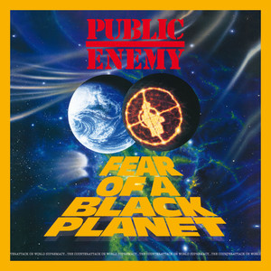 Fear Of A Black Planet (Deluxe Edition) Albumcover