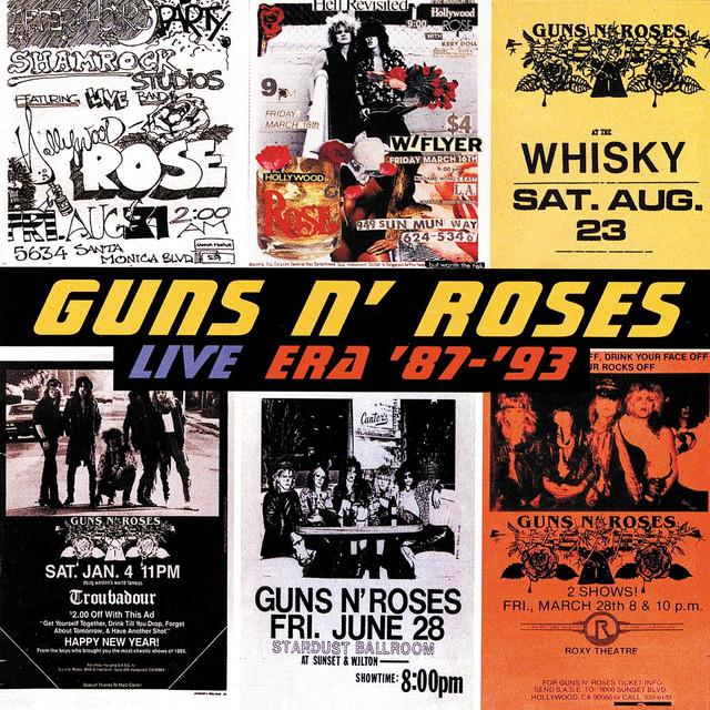 Live Era '87-'93