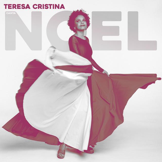 Album cover for Canta Noel by Teresa Cristina