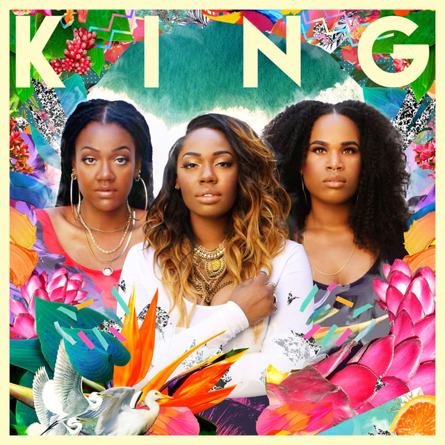 Album cover for We Are King by KING