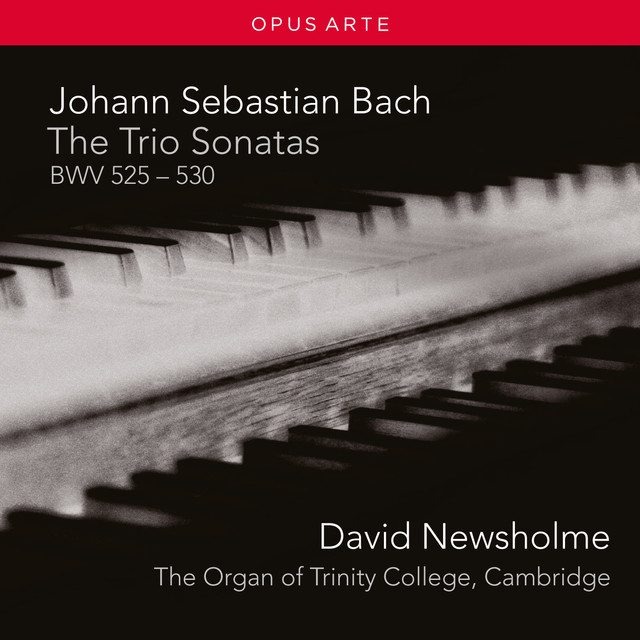 J.S. Bach: The Trio Sonatas, BWV 525-530 Albumcover