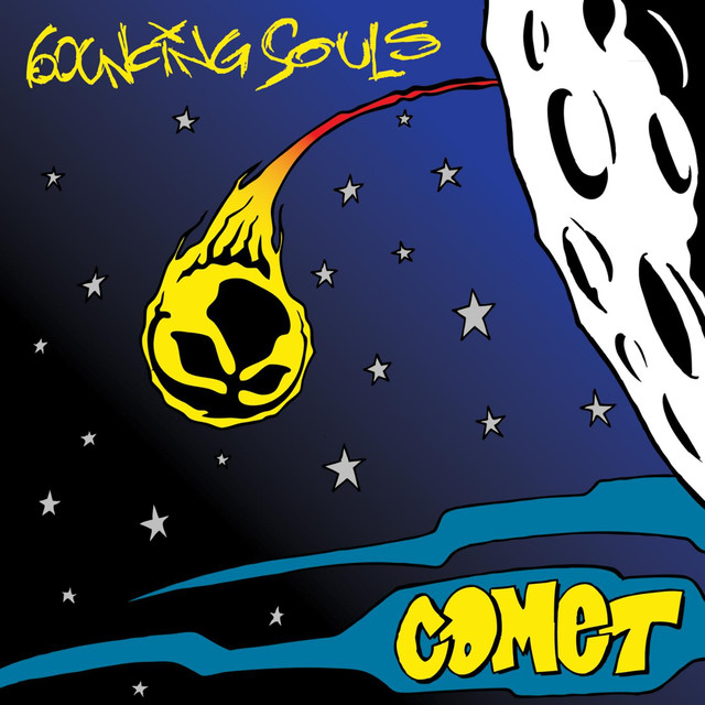 The Bouncing Souls Comet album cover