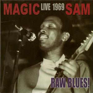 Raw Blues - Live 1969 album