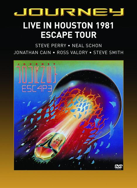 Journey Live In Houston  The Escape Tour