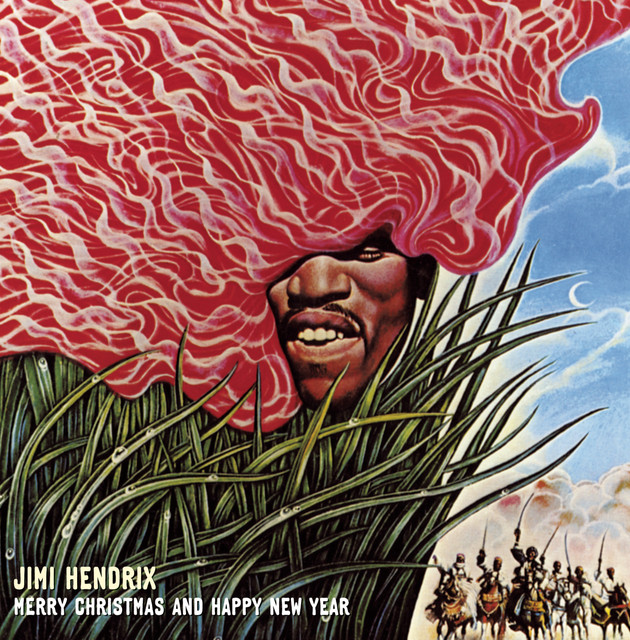 merry christmas and happy new year by jimi hendrix on spotify