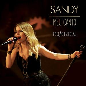 Sandy, Gilberto Gil Olhos Meus - Ao Vivo No Teatro Municipal De Niterói cover