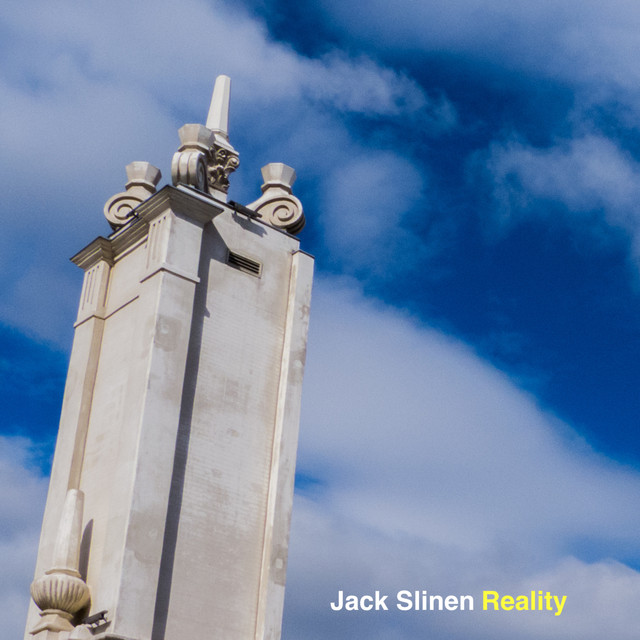 Album cover for Reality by Jack Slinen