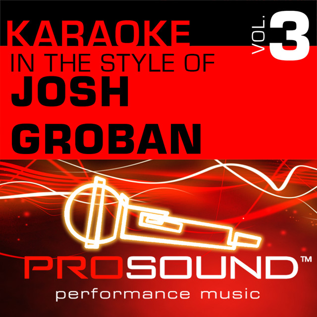 You Raise Me Up (Karaoke Instrumental Track)[In the style of Josh