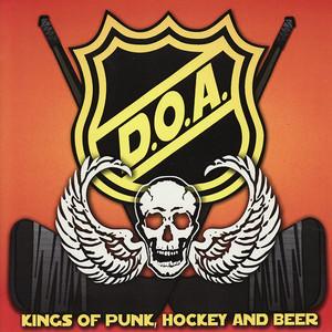 Kings of Punk, Hockey and Beer album