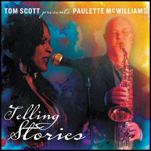 Tom Scott, Paulette McWilliams Too Hot cover