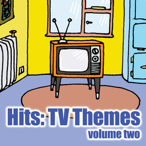 Hits: T.v Themes Vol 2 Albumcover