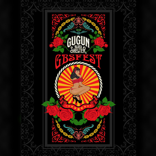 Album cover for GBS Fest by Gugun Blues Shelter