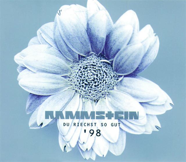 Rammstein Du riechst so gut '98 album cover