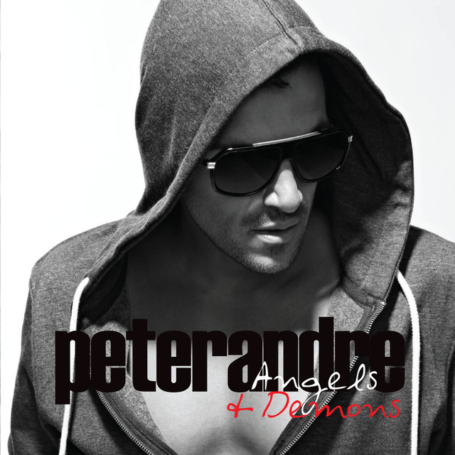 Peter Andre Angels And Demons album cover