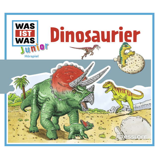 06: Dinosaurier Cover