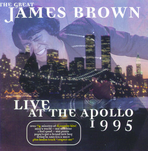 The Great James Brown Live album