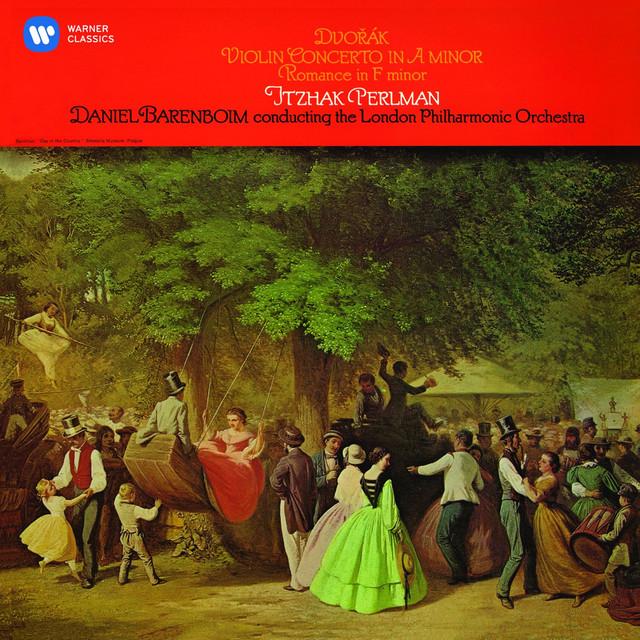 Dvorák: Violin Concerto Albumcover