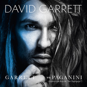 "Garrett vs. Paganini (Inspiriert vom Kinofilm ""Der Teufelsgeiger"") Albumcover"