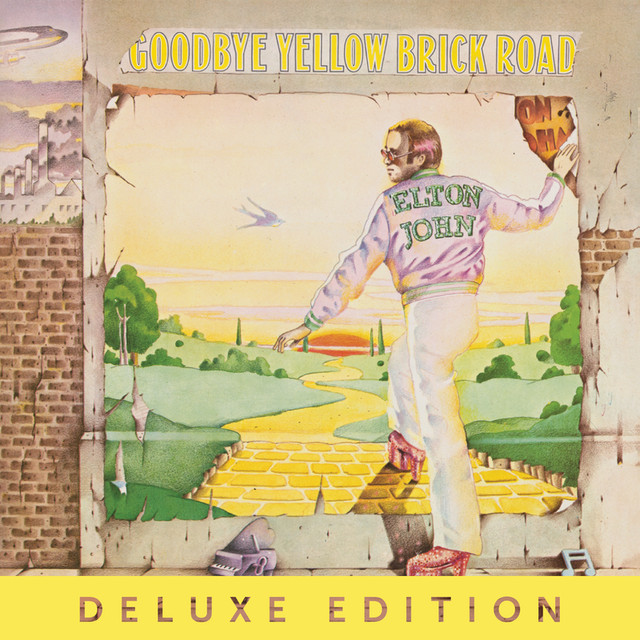 Goodbye Yellow Brick Road (40th Anniversary Celebration/ Deluxe Edition) Albumcover