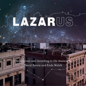 Michael C. Hall, Original New York Cast of Lazarus Lazarus cover