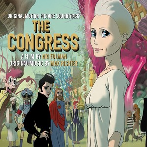 The Congress (Ari Folman's Original Motion Picture Soundtrack) Albumcover