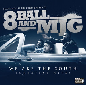 MJG, 8Ball That Girl cover