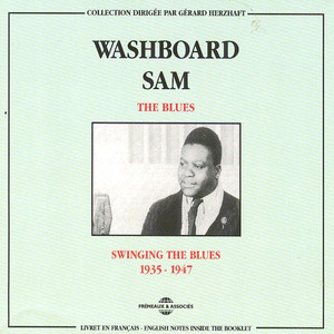 Washboard Sam 1935-1947: Swinging the Blues album