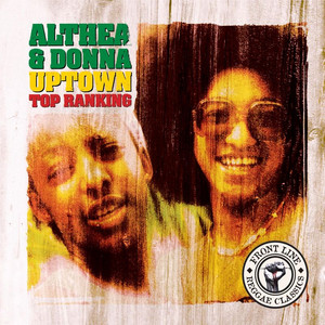 Donna, Althea & Donna Uptown Top Ranking cover