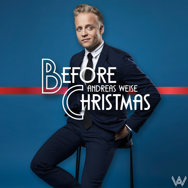 Album cover for Before Christmas by Andreas Weise