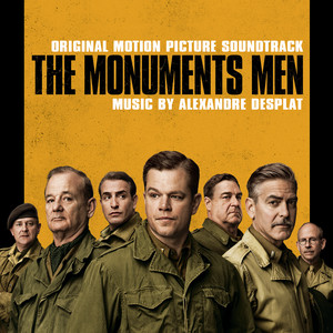 Monuments Men Albumcover