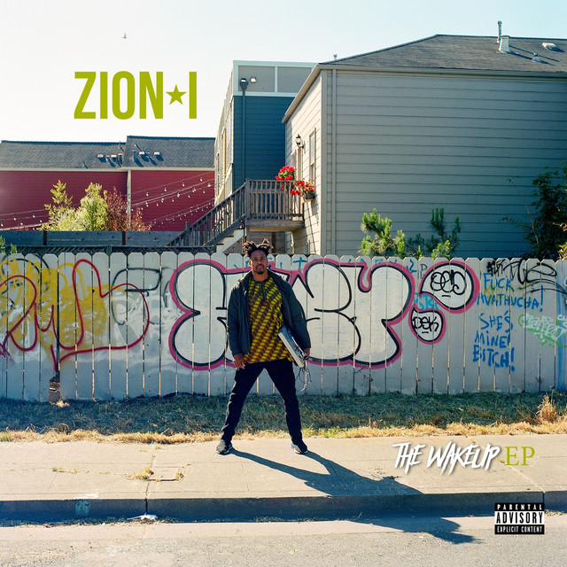 Album cover for Wake Up - EP by Zion I