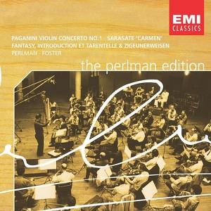 Itzhak Perlman/Royal Philharmonic Orchestra/Abbey Road Ensemble/Lawrence Foster