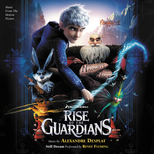 Rise Of The Guardians (Music From The Motion Picture) Albumcover