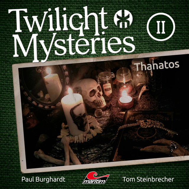 Die neuen Folgen - Folge 2: Thanatos Cover