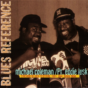 Chicago Blues Festival 1991 feat. Kenny Neal (Blues Reference) album