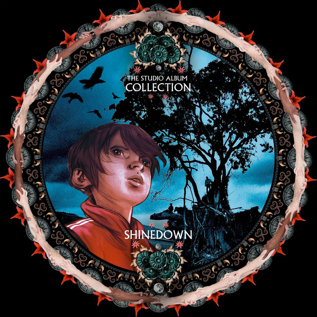 Shinedown The Studio Album Collection album cover