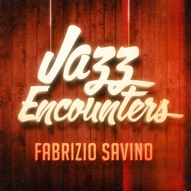 Jazz Guitar Elegance by Fabrizio Savino (The Jazz Encounters Collection) Albumcover